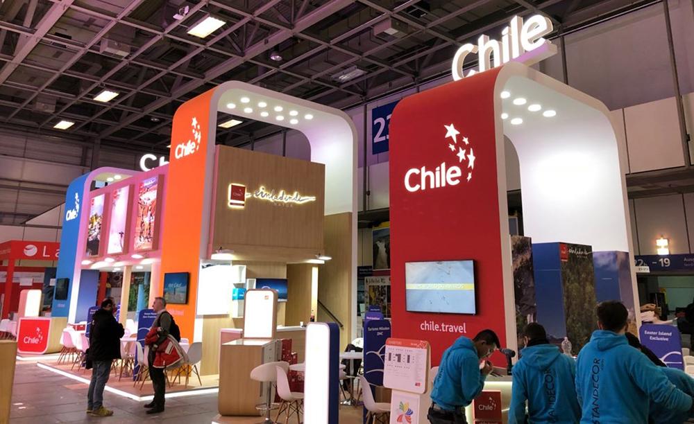 61fe4b09c Con 32 empresas turísticas y 4 regiones Chile aterriza en feria  internacional ITB Berlín - Sernatur