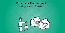 Ruta de la Formalización: Alojamiento Turístico